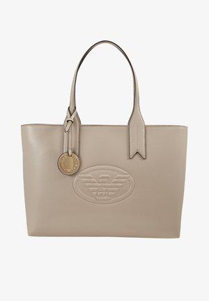 FRIDA ZIP EAGLE - Håndtasker - taupe