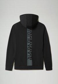 Napapijri - B-SURF HOOD - Hoodie - black - 5