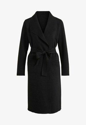 VIJUICE COAT - Classic coat - black