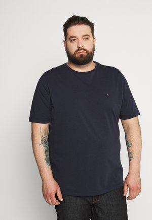 CORE STRETCH CNECK TEE - Basic T-shirt - blue