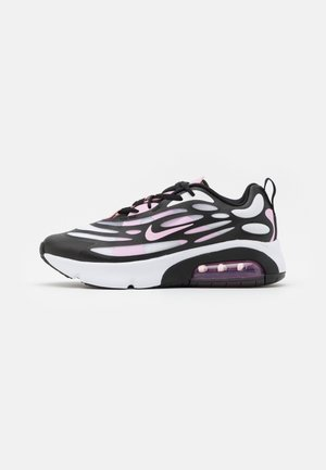 AIR MAX EXOSENSE - Sneakers - white/light arctic pink/black/dark sulfur
