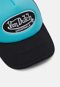 Von Dutch - TRUCKER UNISEX - Cap - ipanema/black - 3