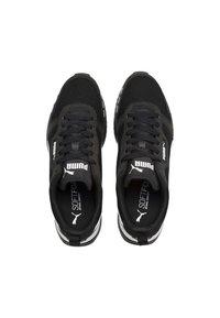Puma - R78 UNISEX - Sneakers - black-white-white - 1