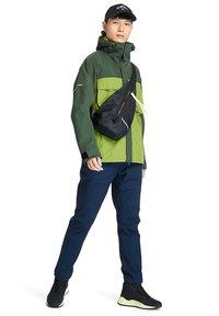 Timberland - Waterproof jacket - duffel bag calla green - 1
