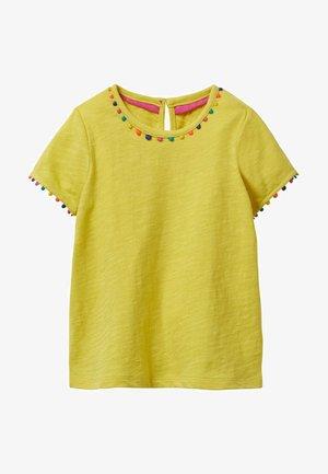 MINI-ME CHARLIE  - Print T-shirt - maisgelb