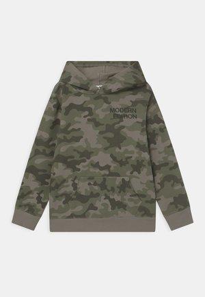 HORIZON HOODIE - Sweatshirt - khaki