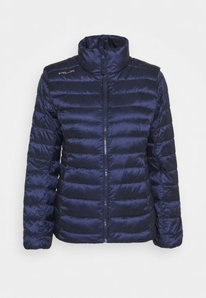 FILL JACKET - Kurtka puchowa - french navy