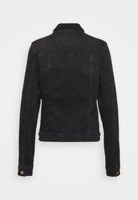 ONLY Tall - ONLTIA LIFE JACKET - Denim jacket - black denim - 1