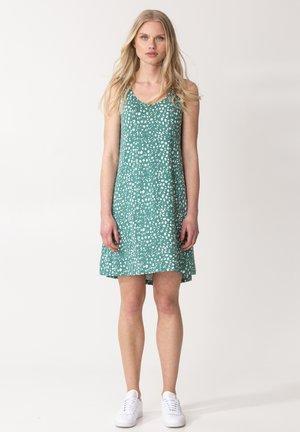 BOBOLINA  - Jersey dress - green