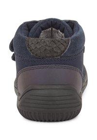 Woden - TRISTAN REFLEX - Baby shoes - blau - 3