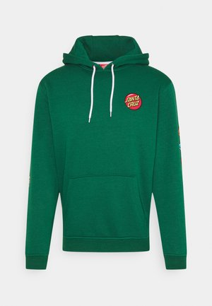 UNISEX JACKPOT DOT HOOD - Sweatshirt - ever green