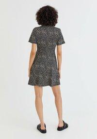 PULL&BEAR - Sukienka letnia - black - 2