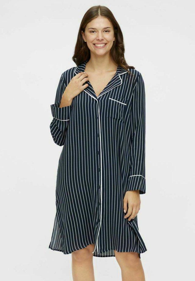 Koszula nocna - navy blazer