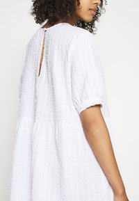 Monki - Day dress - white light unique - 4