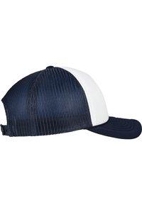 Flexfit - Cap - dark blue/ white - 5