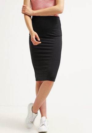 TUTTI  - Blyantnederdel / pencil skirts - black
