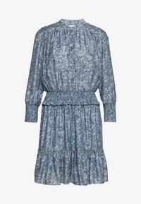 Rebecca Minkoff - DRESS - Shirt dress - blue/multi - 8