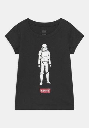 STAR WARS STORM TROOPER - T-shirt imprimé - black