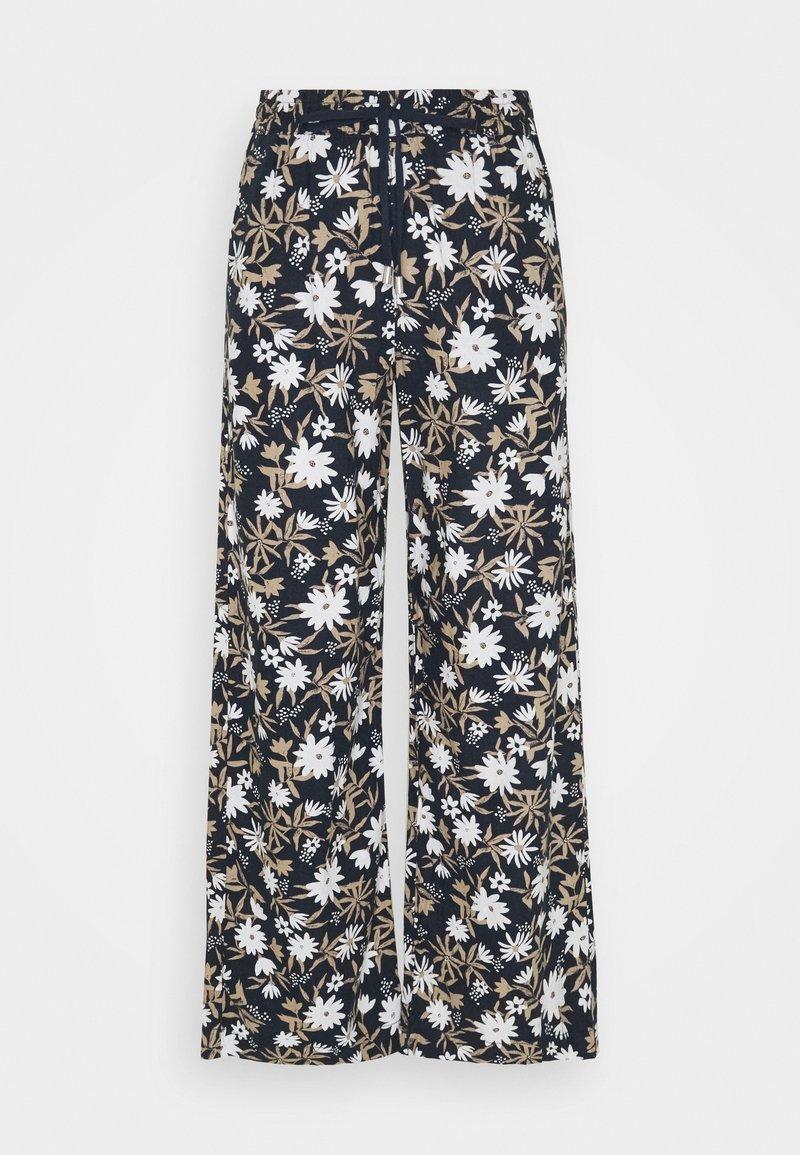 Marks & Spencer London - SPOT - Trousers - dark blue