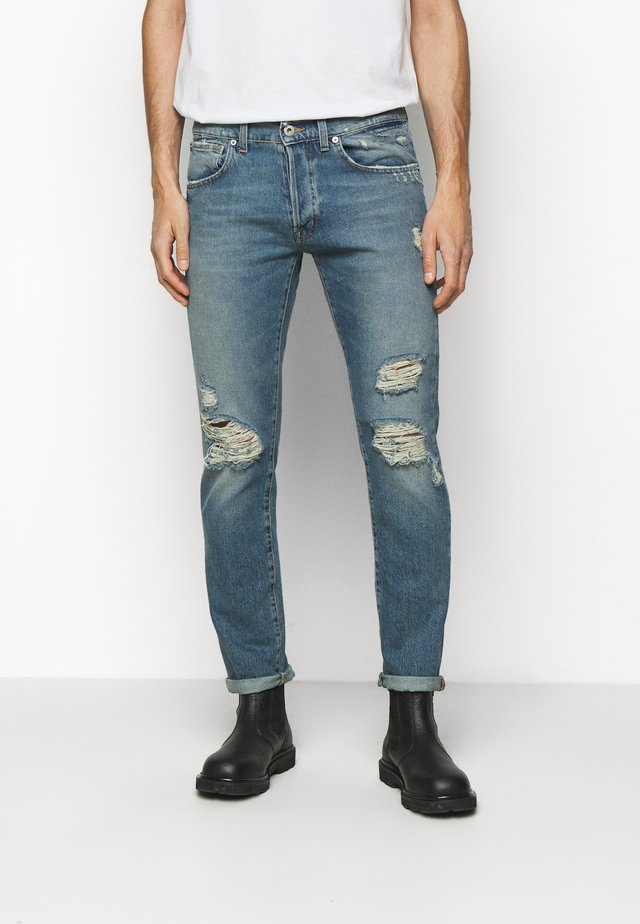 PANTALONE QUENTIN - Slim fit jeans - blue denim