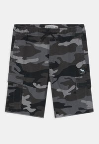 Abercrombie & Fitch - UTILITY - Shorts - grey - 0