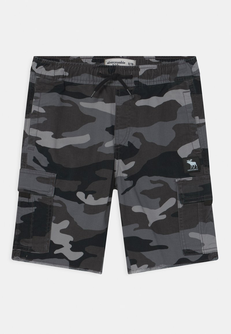 Abercrombie & Fitch - UTILITY - Shorts - grey