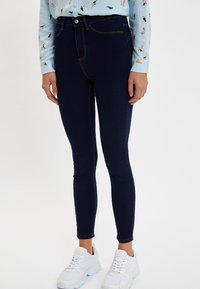 DeFacto - Jeans Skinny Fit - blue - 0