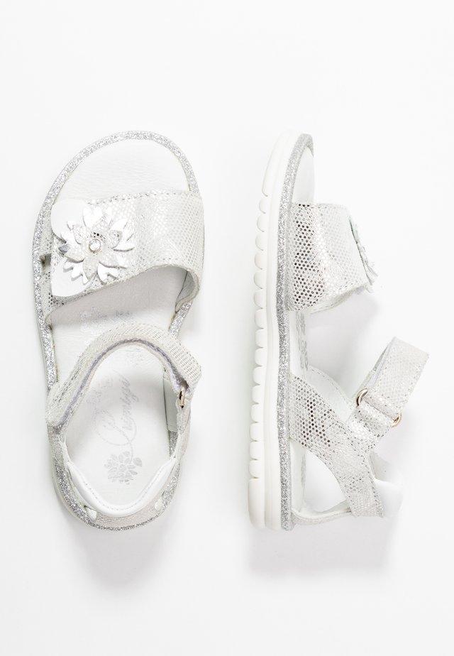 Sandals - argento