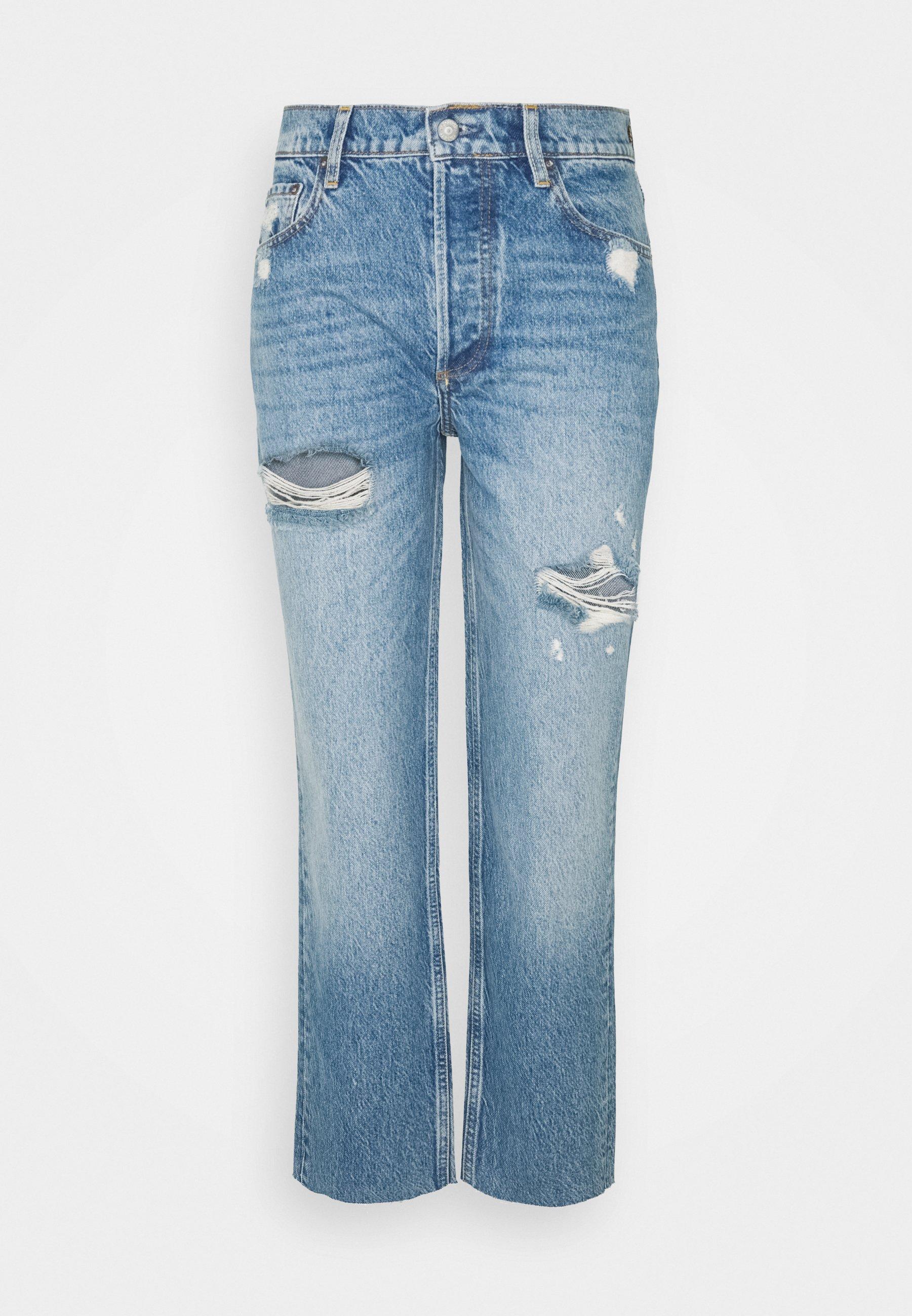 Women TOMMY - Straight leg jeans