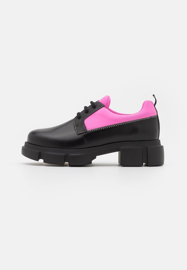 VELAR SHOE  - Lace-ups - black