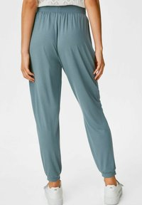 C&A - Tracksuit bottoms - teal - 2