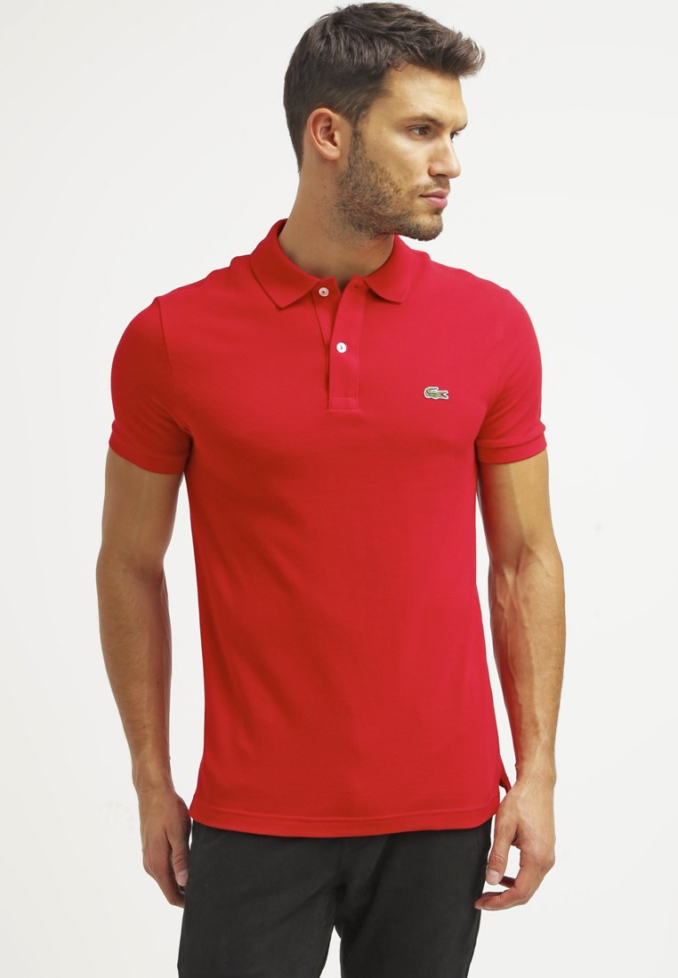 Lacoste - PH4012 - Poloshirt - red
