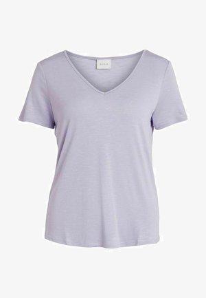 VINOEL  - Basic T-shirt - lavender