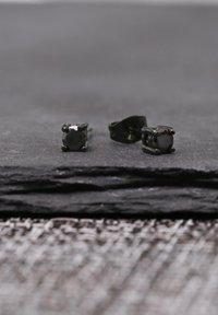 Lucardi - Earrings - zwart - 1