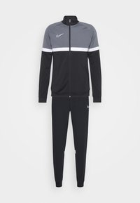 Nike Performance - SUIT - Tuta - black/white - 7