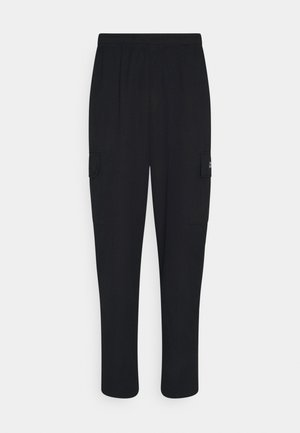 EASY BIG BOY PANT - Cargo trousers - black