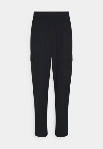 EASY BIG BOY PANT - Reisitaskuhousut - black