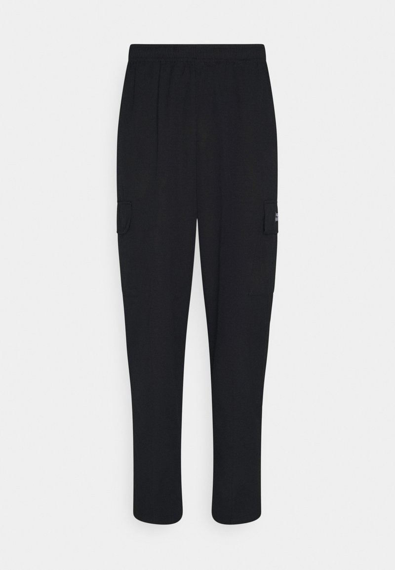 Obey Clothing - EASY BIG BOY PANT - Reisitaskuhousut - black