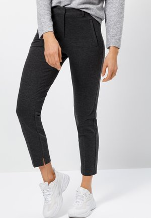 Trousers - anthracite-m