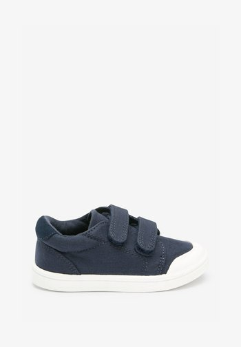TOUCH FASTENING - Touch-strap shoes - dark blue