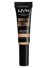 Nyx Professional Makeup - BORN TO GLOW RADIANT CONCEALER - Concealer - 07 natural - 1