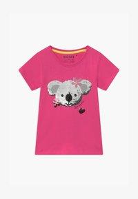 Blue Seven - HAPPY KOALA - T-shirts print - pink - 0