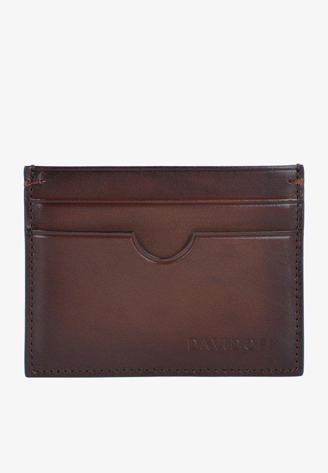 VENICE - Business card holder - braun