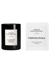 Urban Apothecary - LUXURY BOXED GLASS CANDLE - TUBEROSE PETALS - Duftlys - - - 1