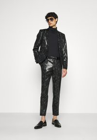 Twisted Tailor - FLEETWOOD SUIT - Completo - black - 1