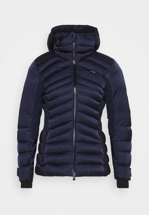 WOMEN DUANA JACKET - Ski jacket - atlanta blue