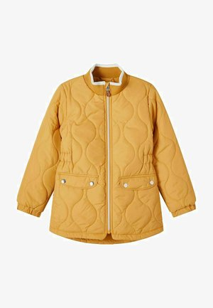 Light jacket - amber gold