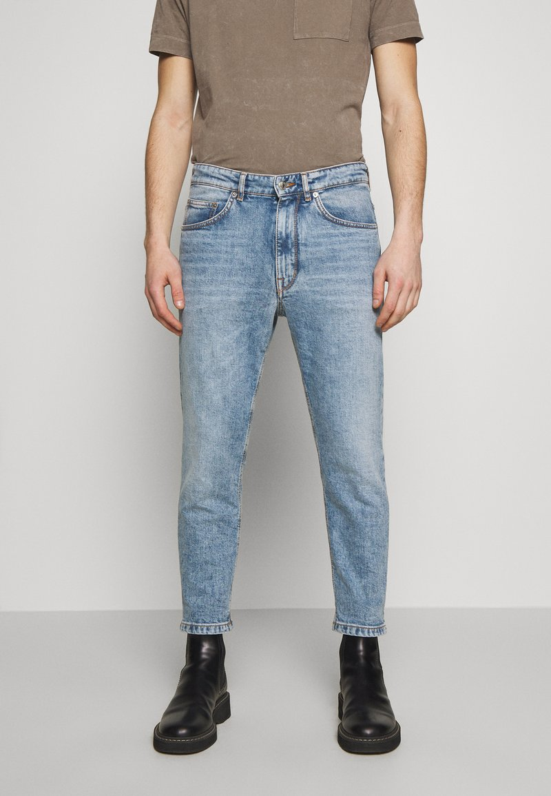 DRYKORN - BIT - Jeans Tapered Fit - blue