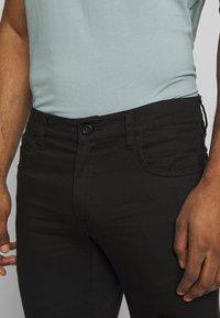 Black Diamond - STRETCH FONT PANTS - Tygbyxor - espresso - 4
