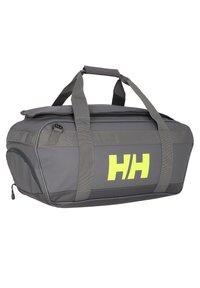 Helly Hansen - SCOUT DUFFEL M - Sports bag - ebony - 3